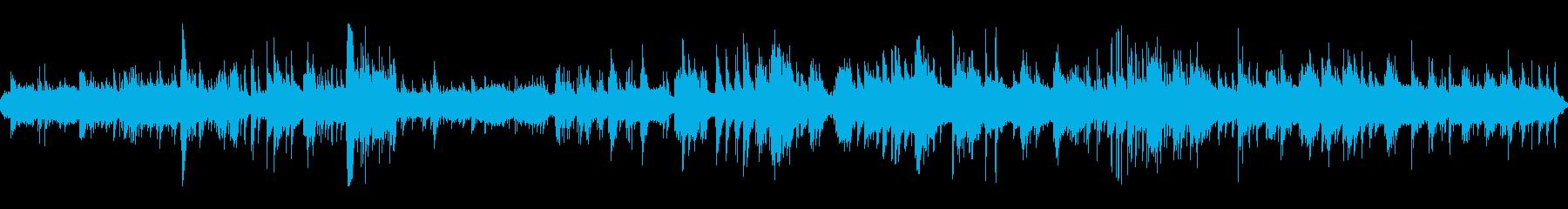 [王道]ヒーリング音楽 10分の再生済みの波形