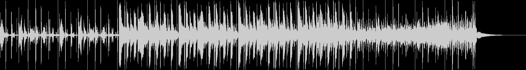 KANT無機質ジングル2006083の未再生の波形
