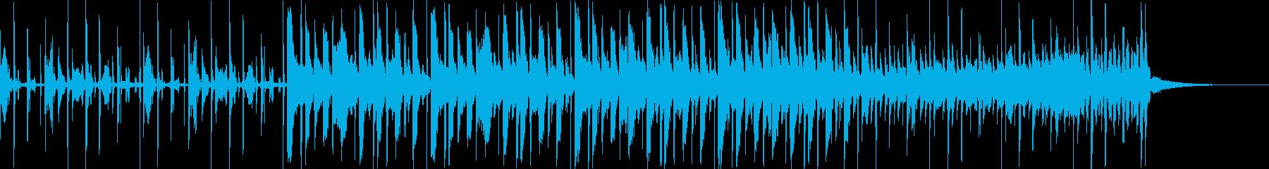 KANT無機質ジングル2006083の再生済みの波形