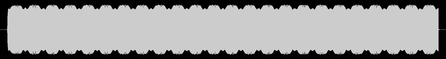 ほにゃららSE(ピー音代用)の未再生の波形