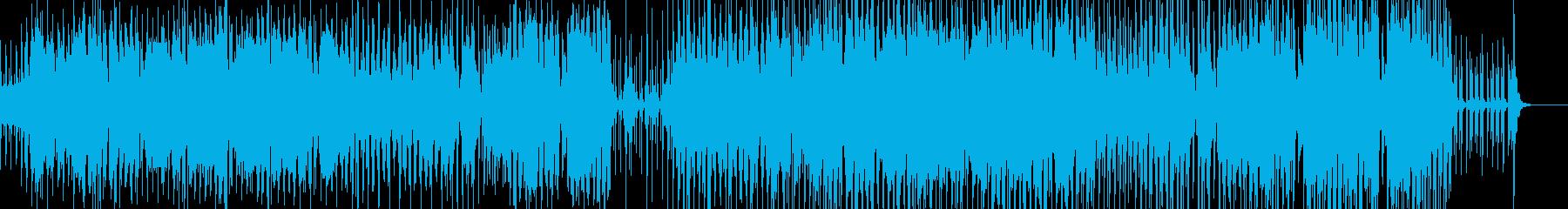 お祭り気分・昭和歌謡曲風ポップ Sの再生済みの波形