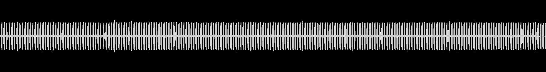 ツヅレサセコオロギの鳴き声2(loop)の未再生の波形