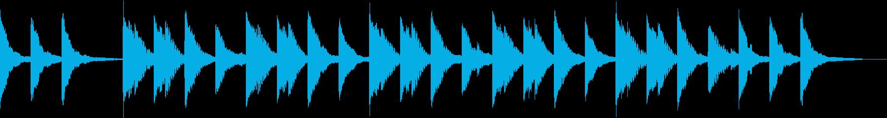 劇伴/切ない/静かの再生済みの波形