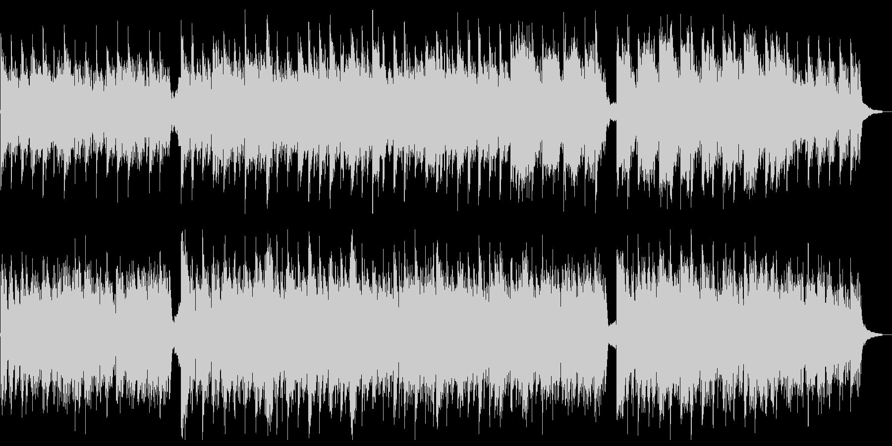 優しく温かいシンプルなピアノ曲バイエル風の未再生の波形