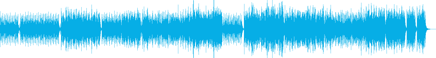 グリーン・スリーブスジャズワルツチェロの再生済みの波形