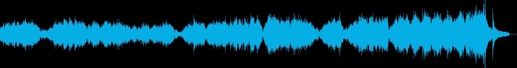 ショパン エチュード Op25 No12の再生済みの波形