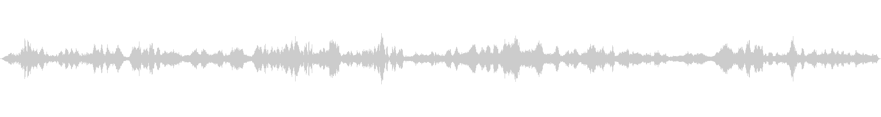 イメージ ホラーウィンズ01の未再生の波形