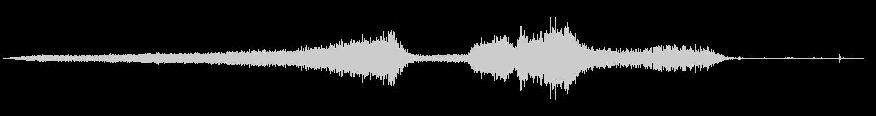 SWAMP AIR BOAT:EX...の未再生の波形