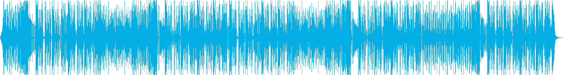 Kpop・エキサイティングブラストラップの再生済みの波形