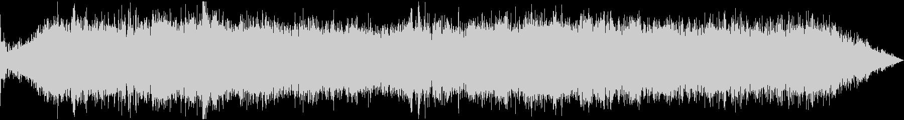 ダークアンビエント_08 インパクトの未再生の波形