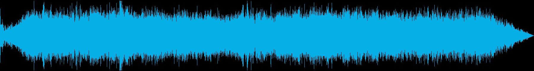 ダークアンビエント_08 インパクトの再生済みの波形