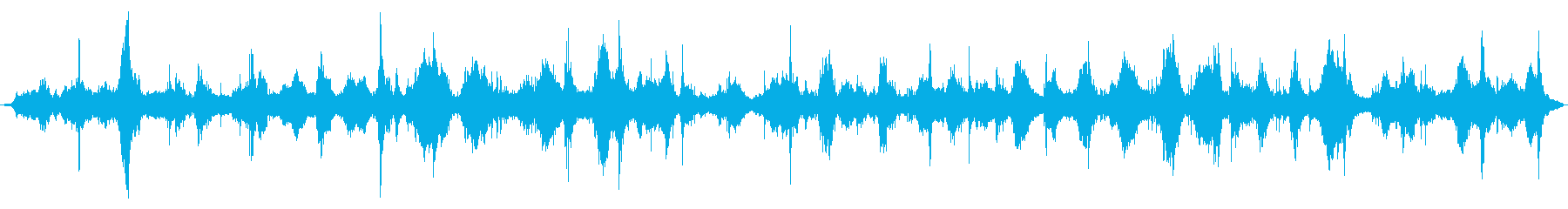オーシャン:地中海:ミュートウェー...の再生済みの波形