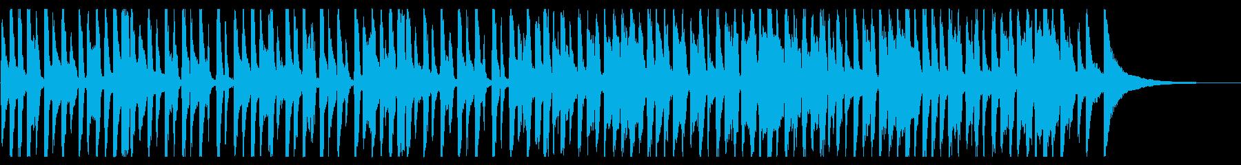 ラフなレゲエ_5の再生済みの波形