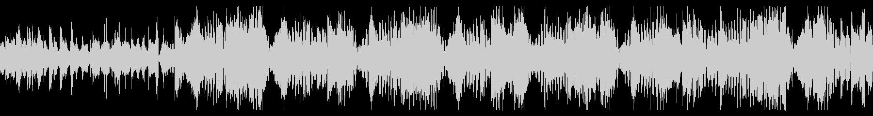 アグレッシブなダブステップ 30秒版の未再生の波形