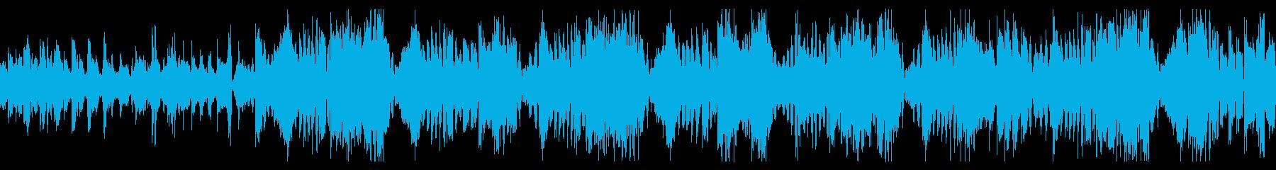 アグレッシブなダブステップ 30秒版の再生済みの波形