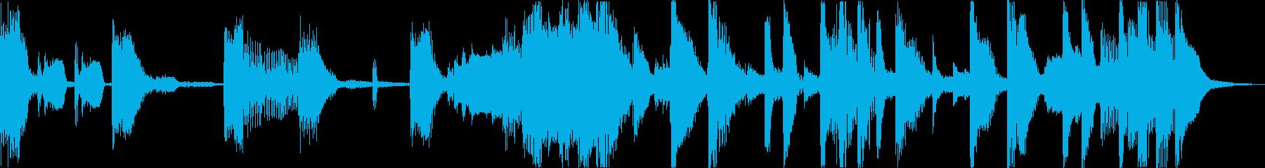 おしゃれ洋楽ヒップホップR&Bソウルeの再生済みの波形