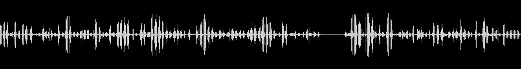 エイリアンクリーチャーマムリング、...の未再生の波形