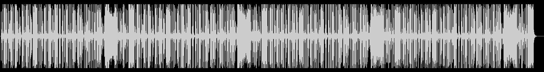 ほのぼの・あたたかいリコーダー曲の未再生の波形
