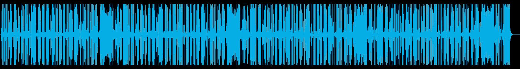ほのぼの・あたたかいリコーダー曲の再生済みの波形