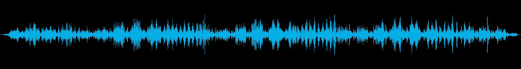 フィクション スペース 科学者ラボ01の再生済みの波形