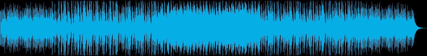 幻想的な海のステージをイメージした曲ですの再生済みの波形