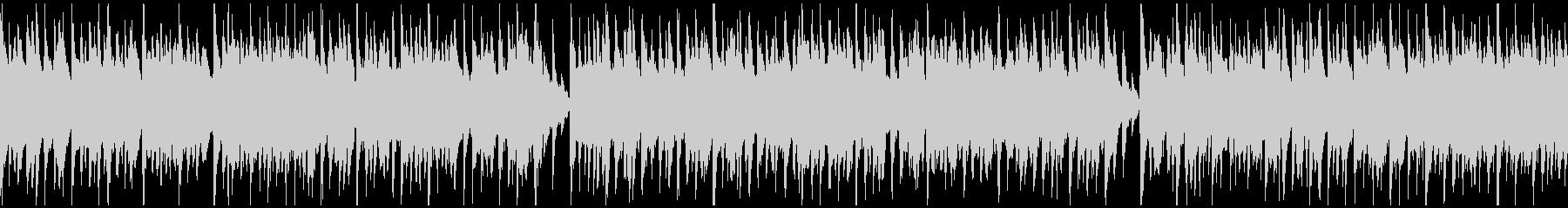 元気ウクレレ生演奏ハワイポップ※ループ版の未再生の波形