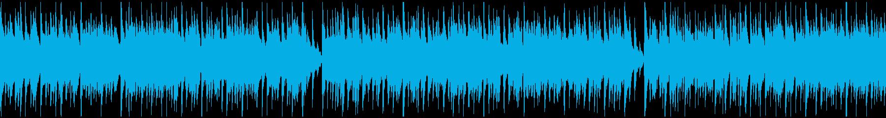 元気ウクレレ生演奏ハワイポップ※ループ版の再生済みの波形