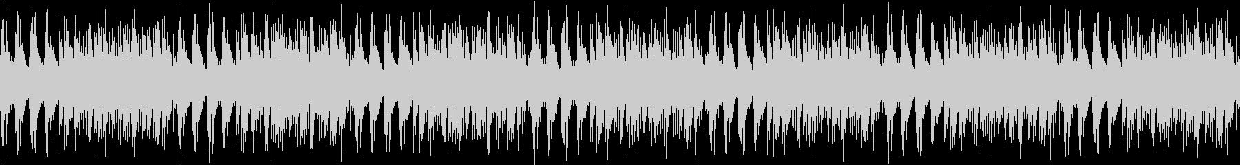 ループ ミニマル、エレクトロニカ、チルの未再生の波形