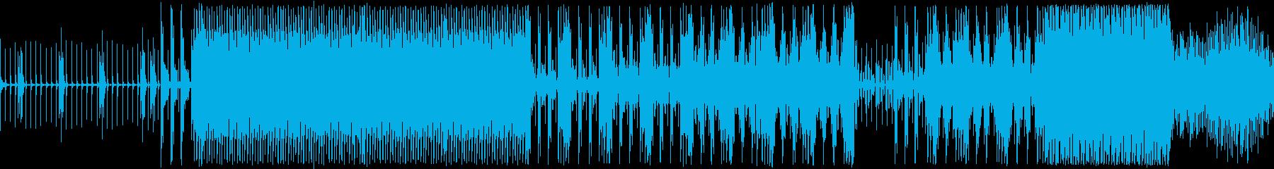 プログレッシブハウス。 Tranc...の再生済みの波形