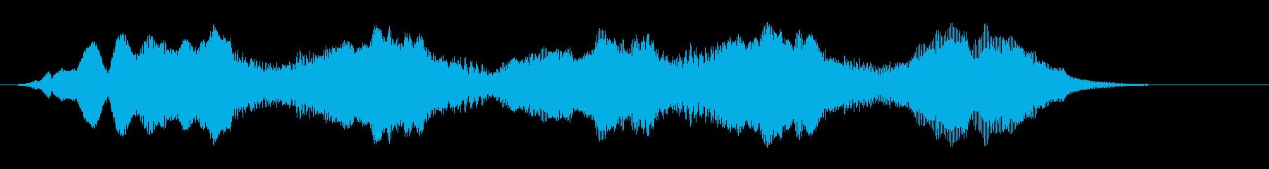 管楽器のジングル やや暗め シリアスの再生済みの波形