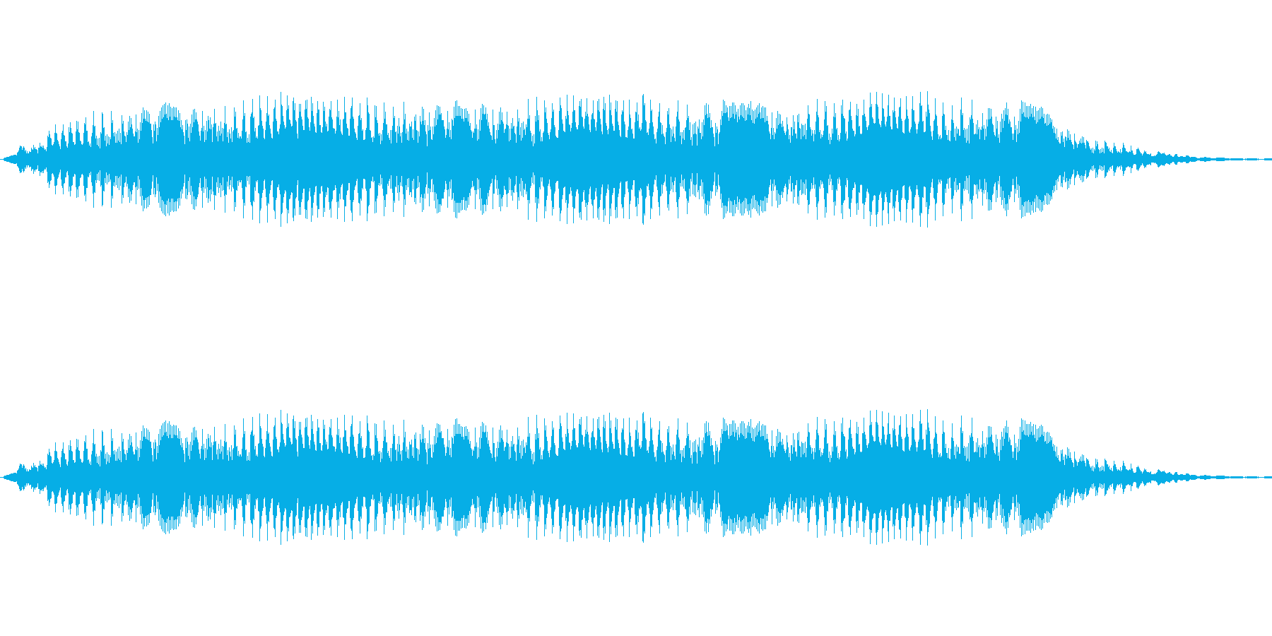 【ホラー/不気味/SE/アトラクション】の再生済みの波形