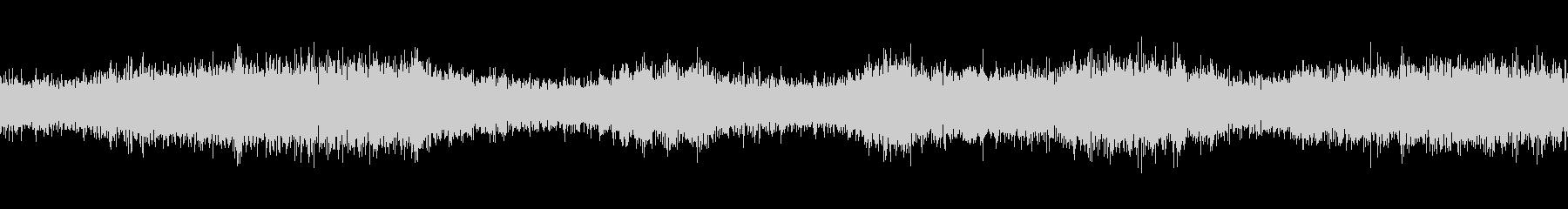 【生録音】ループで使える夏の虫の声 3の未再生の波形