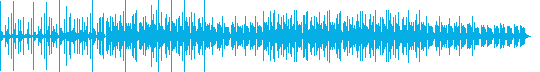 lo-fi/Hip-hop/Chillの再生済みの波形