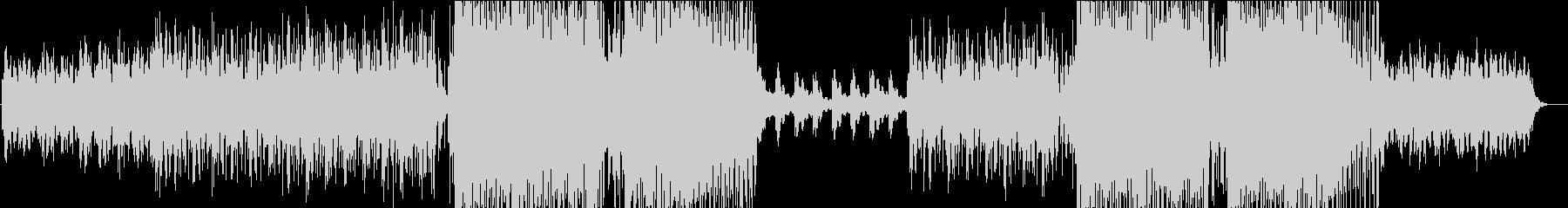 南国リゾ~ト!耳に残るトロピカルハウス②の未再生の波形