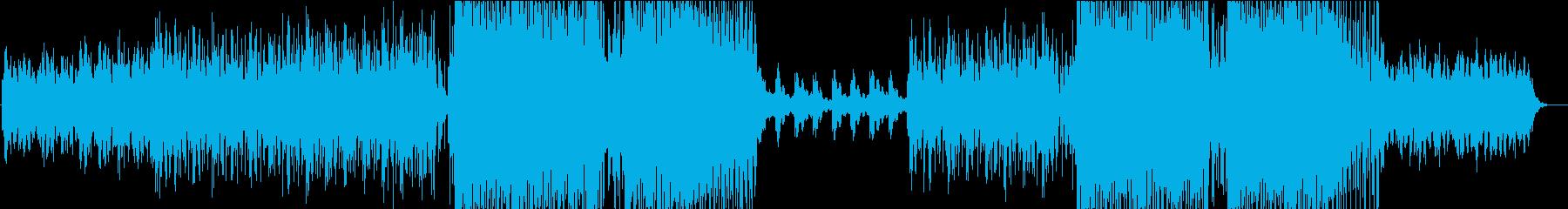 南国リゾ~ト!耳に残るトロピカルハウス②の再生済みの波形
