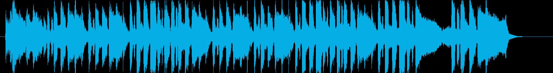 誕生日の歌(ワルツver) 【ハルキ】の再生済みの波形