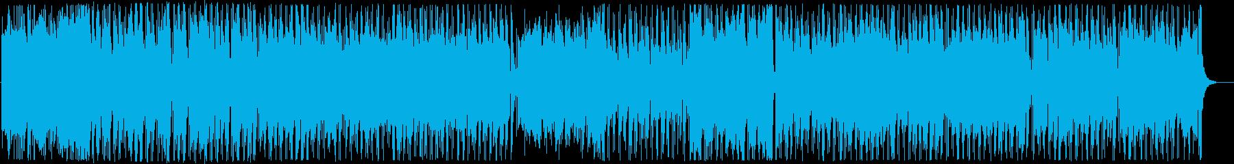スローバチャータ。ラテンボールルー...の再生済みの波形