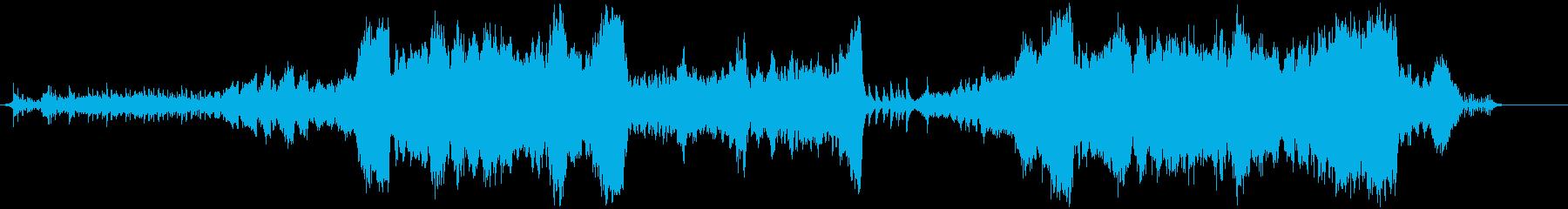 企業VP  希望へと向かうオーケストラ曲の再生済みの波形