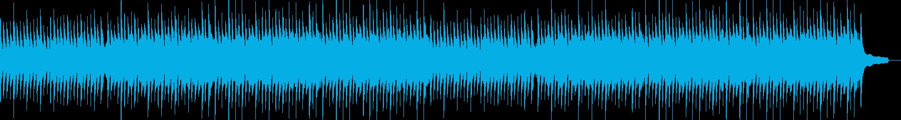 シネマティックなピアノとストリングス4Lの再生済みの波形