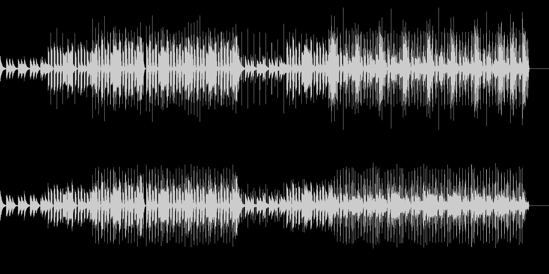 【Lo-fiHIPHOP】チルリラックスの未再生の波形