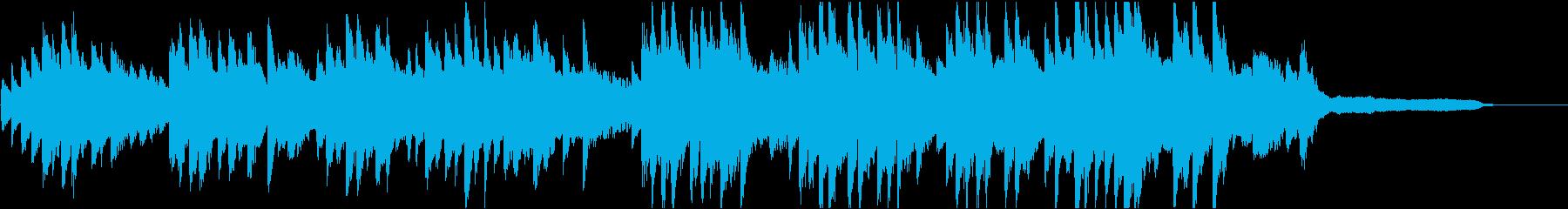 企業VP42 16bit44kHzVerの再生済みの波形