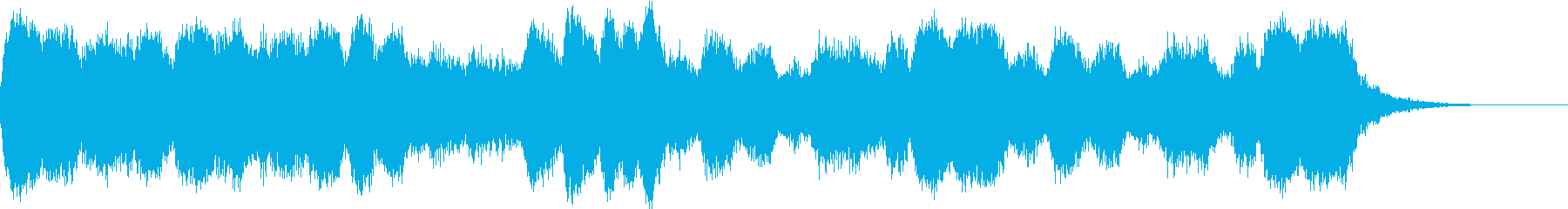 チャイコフスキー 激しさと明るさの再生済みの波形