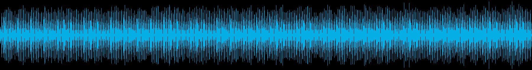 勇壮 ファミコン・ゲーム内音楽 冒険の再生済みの波形