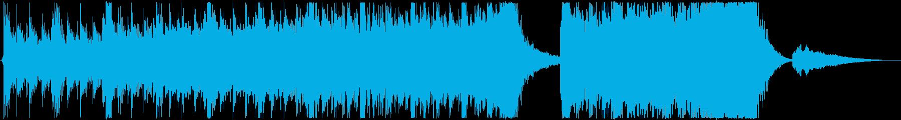 シネマティック センチメンタル ア...の再生済みの波形
