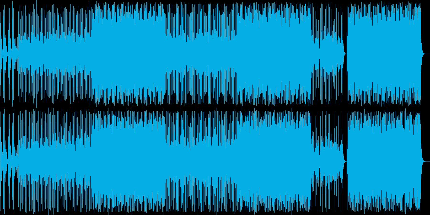 和風/和楽器(三味線・琴・太鼓)/B2の再生済みの波形