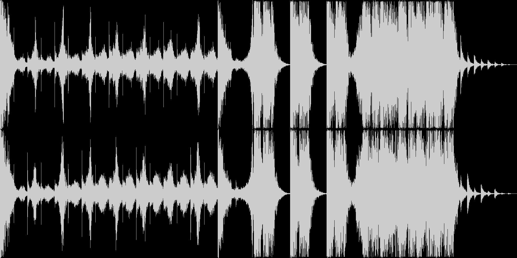 時計~打楽器 <トレーラーetc>の未再生の波形