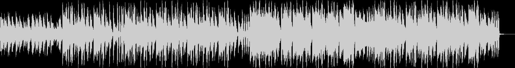 ゆったりLo-Fiサウンド+和楽器の未再生の波形