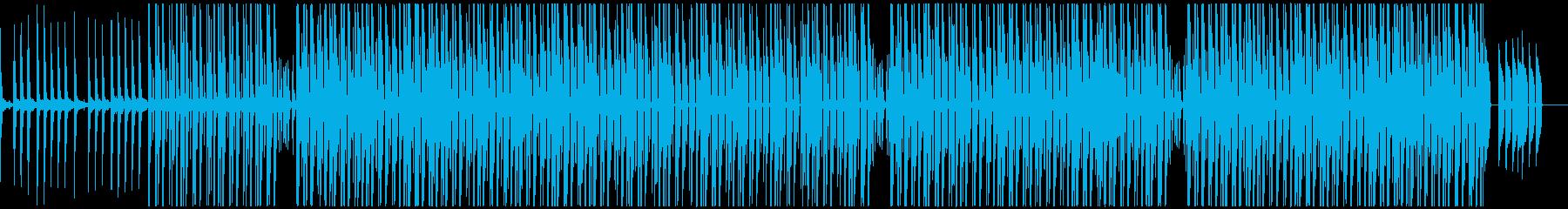 レゲエ 楽しげなR&B調アフロビートの再生済みの波形
