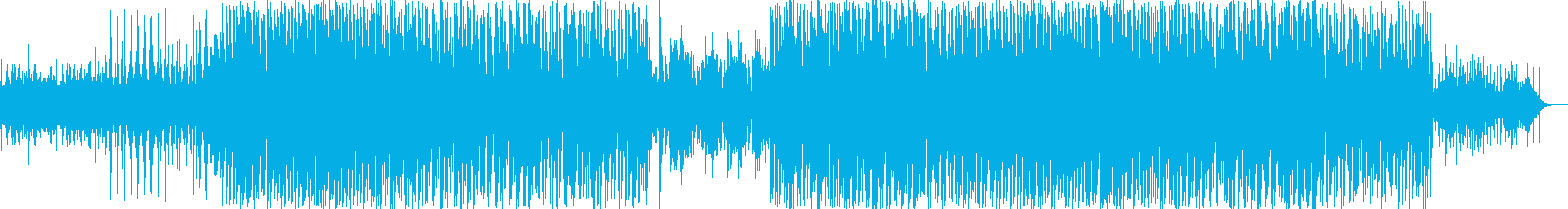 アンビエント 実験的な レトロ 淡...の再生済みの波形