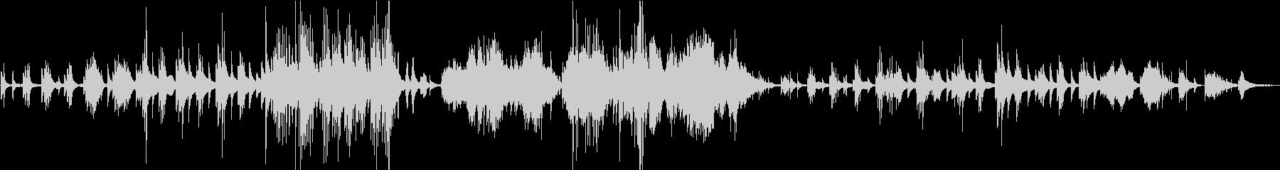 YouTubeで使いやすいクラシックの未再生の波形
